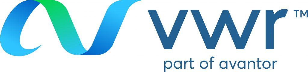 Logo for VWR